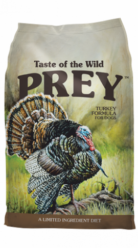 Prey Turkey for Dogs